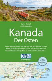 DuMont Reise-Handbuch Reiseführer Kanada, Der Osten Cover