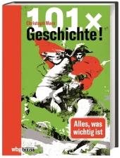 101 x Geschichte! Cover