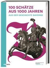 100 Schätze aus 1000 Jahren Cover