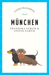 München - Lieblingsorte Cover