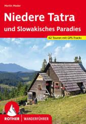Rother Wanderführer Niedere Tatra und Slowakisches Paradies