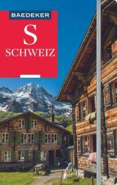 Baedeker Reiseführer Schweiz Cover