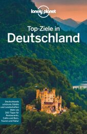 Lonely Planet Top-Ziele in Deutschland Cover