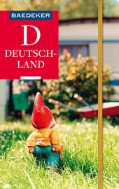 Baedeker Reiseführer Deutschland Cover