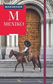 Baedeker Reiseführer Mexiko Cover