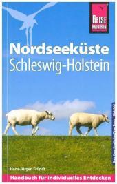 Reise Know-How Reiseführer Nordseeküste Schleswig-Holstein Cover