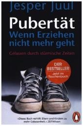 Pubertät - wenn Erziehen nicht mehr geht Cover