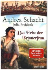 Das Erbe der Kräuterfrau Cover