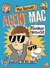 Agent Mac - Klunker gesucht Cover