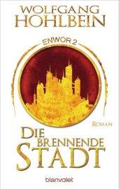 Enwor - Die brennende Stadt Cover