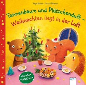 Bilderbuch Tannenbaum.Tannenbaum Und Plätzchenduft Weihnachten Liegt In Der Luft Katja