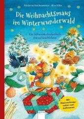 Die Weihnachtsmaus im Winterwunderwald