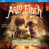 Arlo Finch - Im Bann des Mondsees, 1 Audio-CD Cover