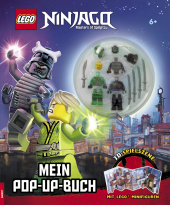 LEGO® NINJAGO® - Mein Pop-up-Buch Cover