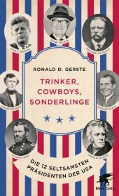 Trinker, Cowboys, Sonderlinge Cover