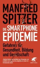 Die Smartphone-Epidemie Cover