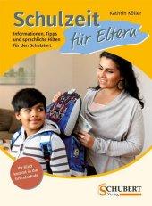 Schulzeit für Eltern Cover