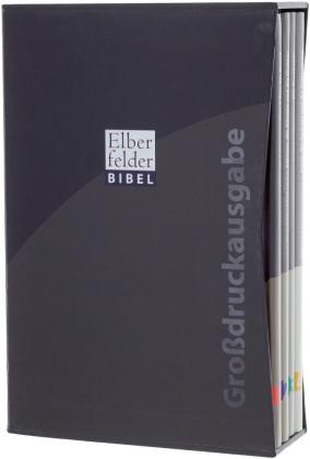 Elberfelder Bibel, Großdruckausgabe