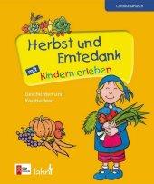 Herbst und Erntedank mit Kindern erleben Cover