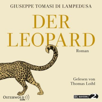 Der Leopard, 8 Audio-CDs