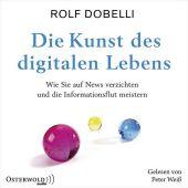 Die Kunst des digitalen Lebens, 3 Audio-CDs