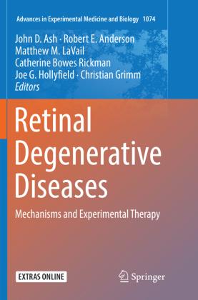 Retinal Degenerative Diseases