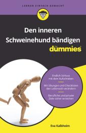 Den inneren Schweinehund bändigen für Dummies Cover