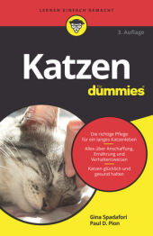 Katzen für Dummies Cover