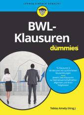 BWL-Klausuren für Dummies Cover
