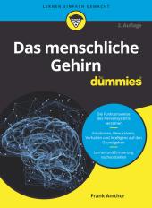 Das menschliche Gehirn für Dummies Cover
