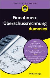 Einnahmen-Überschussrechnung für Dummies Cover