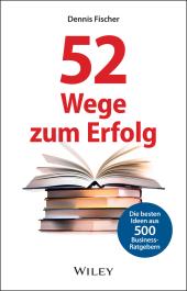 52 Wege zum Erfolg Cover