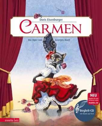 Carmen, m. Audio-CD