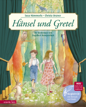 Hänsel und Gretel, m. Audio-CD Cover