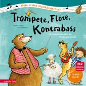 Trompete, Flöte, Kontrabass, m. Audio-CD