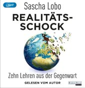 Realitätsschock, 1 Audio-CD, MP3-Format Cover