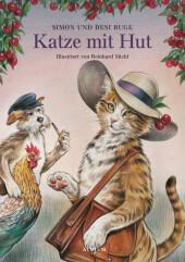 Katze mit Hut Cover