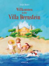 Willkommen in der Villa Bernstein Cover
