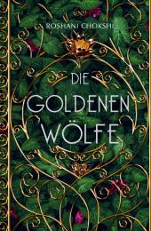 Die goldenen Wölfe Cover