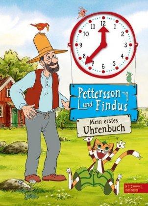 Pettersson und Findus - Mein erstes Uhrenbuch