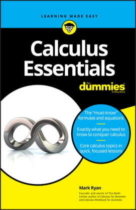 Calculus Essentials For Dummies,
