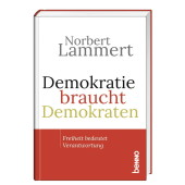 Demokratie braucht Demokraten Cover