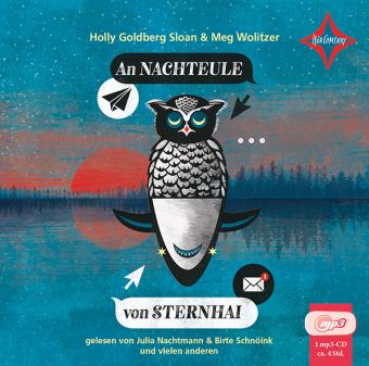An Nachteule von Sternhai, 1 MP3-CD
