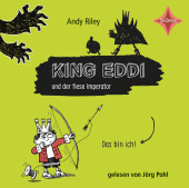 King Eddi und der fiese Imperator, 1 Audio-CD