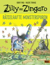 Zilly und Zingaro. Rätselhafte Monsterspuren Cover