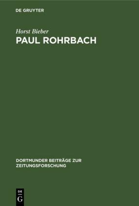 Paul Rohrbach