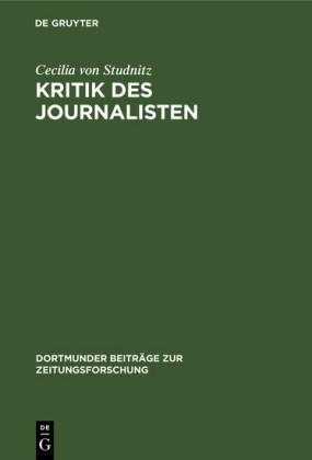 Kritik des Journalisten