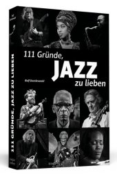 111 Gründe, Jazz zu lieben Cover
