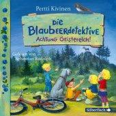 Die Blaubeerdetektive - Achtung Geisterelch!, 2 Audio-CDs