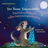 Eine Schnuffeldecke voller Gutenachtgeschichten, 1 Audio-CD Cover